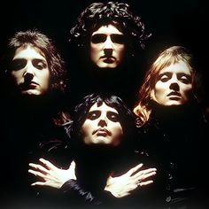 """If your favourite song is """"Bohemian Rhapsody"""" you are imaginative, sexy and appreciate the grand and epic in scale #Queen #SongReads Visit http://readmysongreadmysoul.com"""