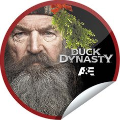 ORIGINALS BY ITALIA's Duck Dynasty: 3 Happy Happy Happy's Sticker | GetGlue