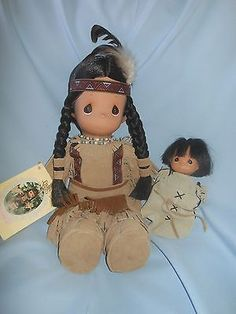 Dolls for sale Precious Moments Dolls, Cheap Dolls, Indian Dolls, Sweet Lady, Morning Star, Dolls For Sale, Girl Dolls, American Girl, Barbie