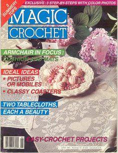 Magic Crochet No. 72