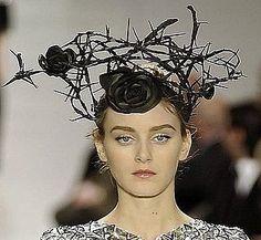 Fantasy Hair Show   Do You Appreciate Haute Couture Hair?