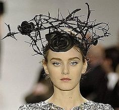 Fantasy Hair Show | Do You Appreciate Haute Couture Hair?