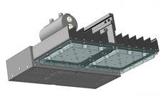 Светодиодные светильники серии СЭС для промышленного освещения