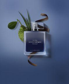 For Him Bleu Noir Eau de Toilette Extrême от Narciso Rodriguez Narciso Rodriguez For Him, Perfume, Stark, Album, Inspired, Products, Eau De Toilette, Cedar Trees, Mandarin Oranges