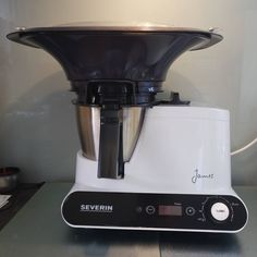 severin küchenmaschine james the wondermachine