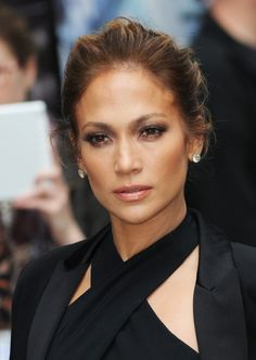 """Singer and actress Jennifer Lopez visits """"The Late Show with David Letterman"""" on November 5, 2014 in New York City, New York. Jennifer…"""
