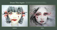 Draw This Again: The Ladybug by seniferreira.deviantart.com