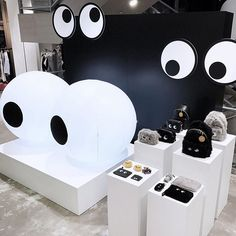 WEBSTA @ anyahindmarch - Discover the 👀 collection – including small accessories, the sell-out shearling backpack and cross-body bags – at our installation in I.T Beijing Market. Open now until 14th March #AnyaHindmarch