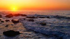 Pacific Ocean Sunset, Monterey, California