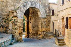 Volterra, Italia