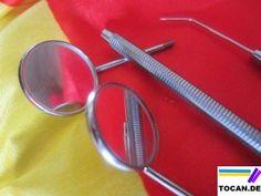 Mundpflege transparent: Sind Mundspiegel (Dental-Spiegel), Zahnsteinentferner sinnvoll?