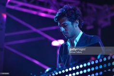 Electronic music artist Gesaffelstein performs live on Day One of the 2012 HARD SUMMER Music Festival at Los Angeles State Historic Park on August 3, 2012 in Los Angeles, California.
