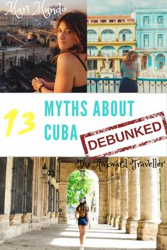 For some, Cuba is a mystical enigma full of stereotypes. A lot of the times, those rumors and misconceptions about Cuba are spread by people who had never even met a Cuban person. THANK GOODNESS FOR THE INTERNET. Get the scoop of what Cuba is REALLY like, from a Cuban woman who lives, works, and breaths in Cuba.