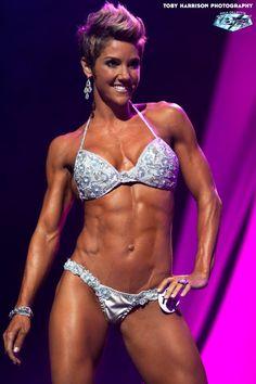 Angela Bassett Bodybuilder Bikini on pinterest bikini competition