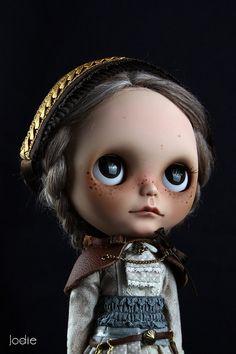 Custom ooak Blythe doll Meadow by Jodiedolls by Jodiedolls on Etsy, $1099.00