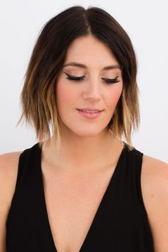 The Trick to Getting Red Carpet Lashes Like Your Fave Celebs via Brit + Co.