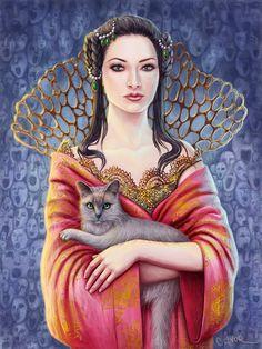 Empress by Alvor.deviantart.com on @deviantART