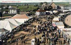 Brockton Fair 1910