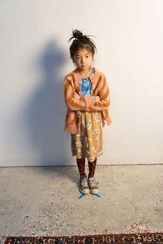 Bobo Choses AW14/15 Collection Encontrado en petitspetitstresors.tumblr.com