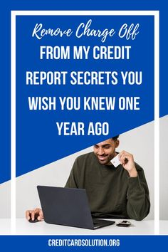 Credit Repair. Remove Charge Off From My Credit Report Secrets You Wish You Knew One Year Ago. Credit repair tips are great when you know where to find them. Reading this post below can greatly help you with your credit repair. #creditrepair #creditrepairservices #CreditRepairCompanies Credit Repair Companies, Paying Off Credit Cards, Improve Your Credit Score, Credit Report, One Year Ago, You Know Where, Scores, The Secret, Wish