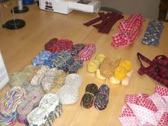 Crocheted Rag Rug Tutorial: Part One