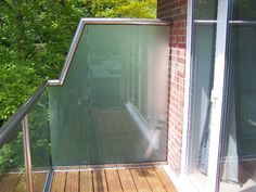 Balcony privacy screen Balcony… - All About Balcony Balcony Bench, Balcony Privacy Screen, Roof Balcony, Balcony Curtains, Balcony Flooring, Glass Balcony, Balcony Doors, Balcony Garden, Privacy Screens