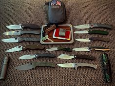 Spyderco Knives, Edc Knife, Addiction, Metal, Instagram, Metals