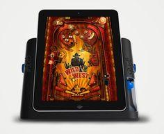 iPad Pinball Game Console ($60)