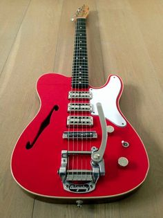 Tele, filtertrons, bigsby | smitty guitars