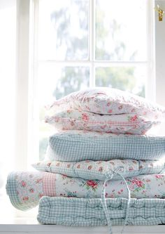 GreenGate Quilts and Cushions Spring/Summer 2016