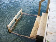 diy kayak dock cradle - Google Search