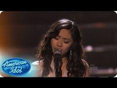 Jessica Sanchez: The Prayer - Top 2 - AMERICAN IDOL SEASON 11
