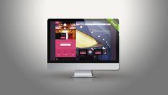 طراحی وب سایت شرکت توزیع کننده لوتر. لوستر سیستم