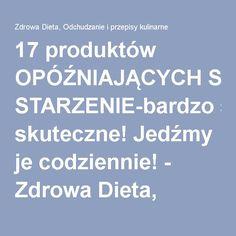 Polish Recipes, Health, Diet, Food, Health Care, Polish Food Recipes, Salud