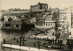 Histoire de la place Royale - Place Royale - Archéologie - Ville de Québec