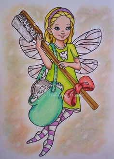Dr LaJuan Hall the Tooth Fairy's Best Friend!