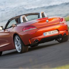 BMW Z4 Facelift coming on November 14, that's just two days away