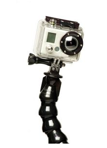 Dinkum Systems ActionPod Camera Mount - Perfect for Action Cameras like Sony or GoPro  http://www.dinkumsystems.com/actionpod