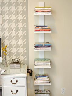 Office Organization Quick Tips : Decorating : Home & Garden Television
