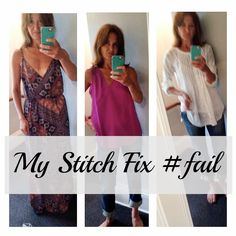 Stitch-fix-fail-review, stitch fix, I did not like my first Stitch Fix as it did not fit my style profile. Have you tried it?