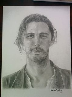 Excellent fan art by Jenna Bolay. Hozier 24/7