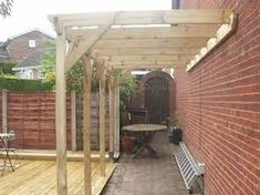 Image result for lean to roof