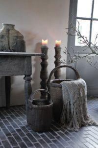 Interieurprojecten - Frieda Dorresteijn Deco, Candle Holders, Candles, Sober, Style, Swag, Decor, Porta Velas, Candy