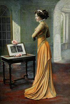 Robe d'après-midi 1909