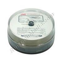 JVC Taiyo Yuden 25GB 6x Gold LTH Blu-ray BD-R White Inkjet HUB printable