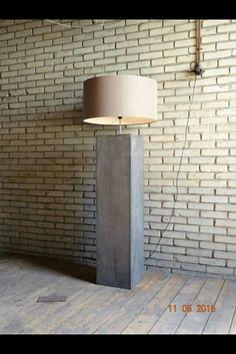Lamp stuc finish. van Asten& van Heesch