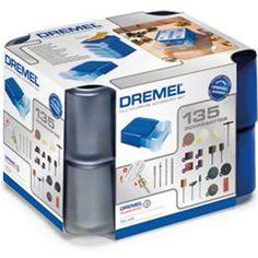 Dremel 135 Craft Tool Accessories Gift Set MAS 721 on eBay!