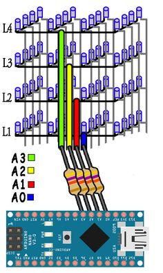 Electronics Engineering Projects, Electronic Circuit Projects, Electronic Engineering, Electrical Engineering, Arduino Audio, Led Cube Arduino, Cubes, Map Diagram, Mapping Diagram