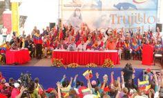 CarmonaTrujillo: IPC TRUJILLO: Venezuela peregrinará en Trujillo po...