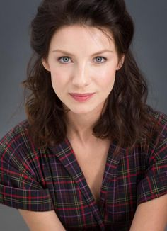 Caitriona Balfe Cast as Claire Fraser in 'Outlander' TV Series
